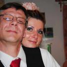 Bild von Olesia und André