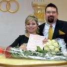 Bild von Lyudmila und Thomas