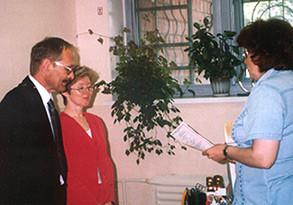 Vera und Günther