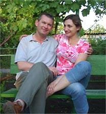 Katya und Roland