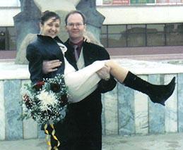 Uwe und Sasha