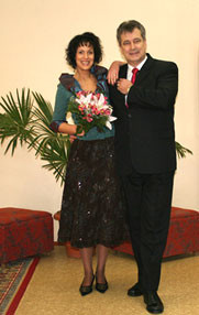 Yulya und Walter