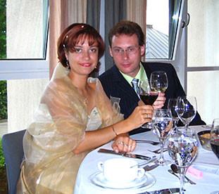 Elena und Jens-Uwe