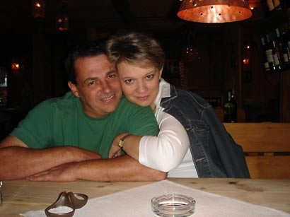 Oksana und Robert
