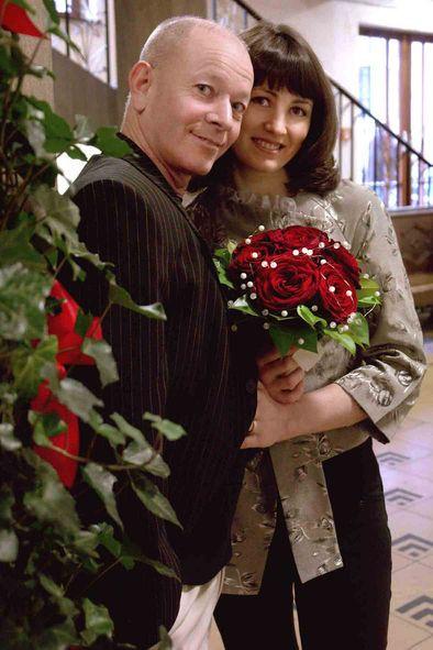Oksana und Jörg