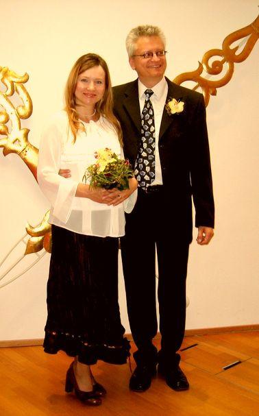 Maryia und Herbert