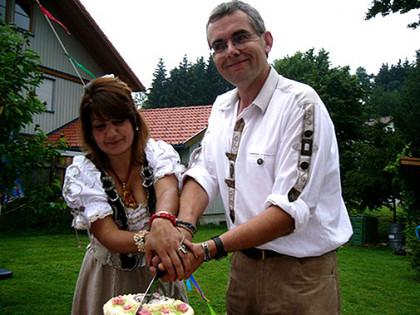 Nune und Manfred