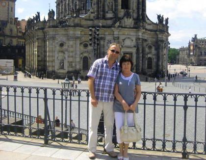 Marina und Dietmar