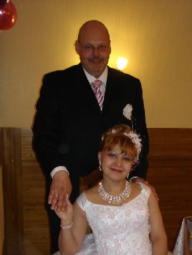 Gulya und Jens-Uwe