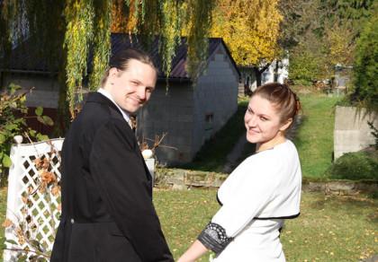 Natalya und Steffen