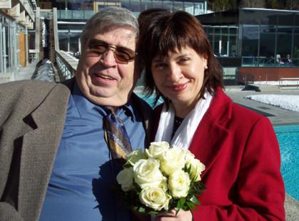 Elena und Gerhard