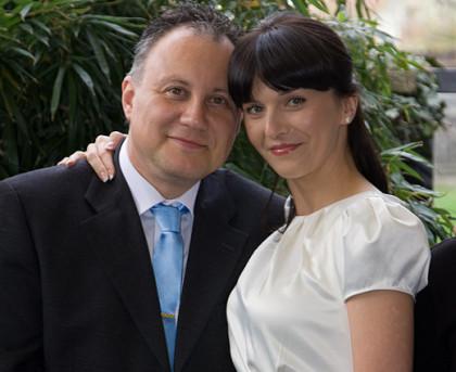 Katerina und Wolfgang