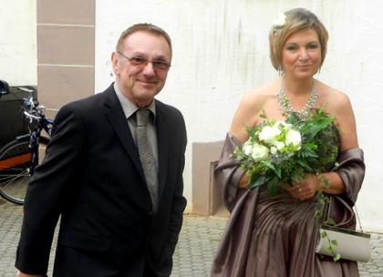 Nadezhda und Reiner