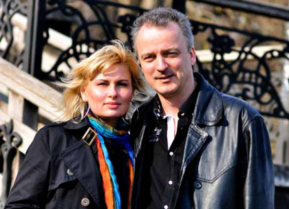 Julia und Uwe