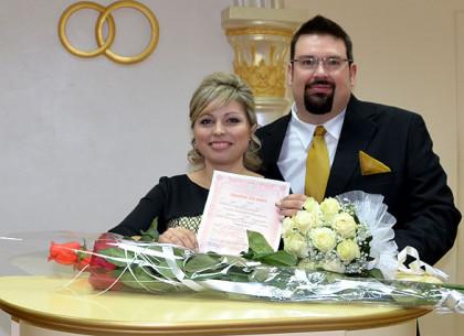 Lyudmila und Thomas