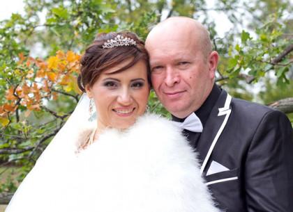 Oksana und Dariusz