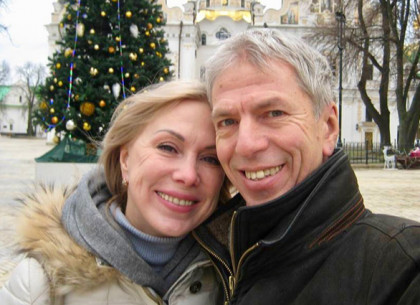Galina und Knut