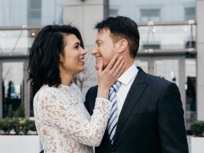 Alena und Andreas