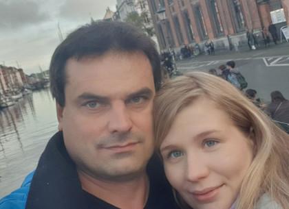 Svetlana und Chris