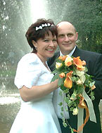 Svetlana und Fred