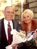 Galina und Werner