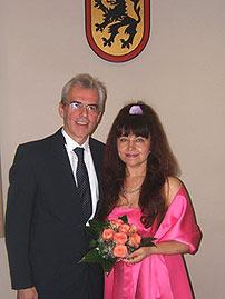 Natalia und Uwe
