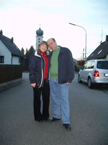 Olga und Bernhard