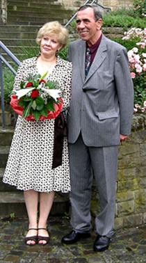 Alina und Günter
