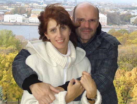 Liudmila und Lutz
