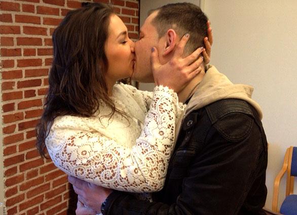 Kristina und Brian