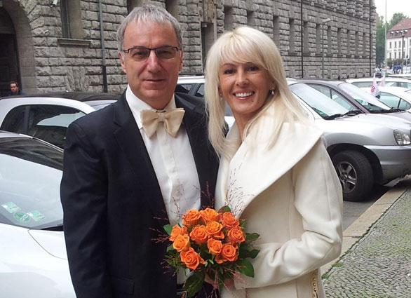 Tatyana und Frank-Uwe