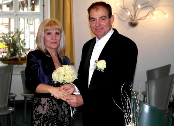 Larisa und Hans-Jörg