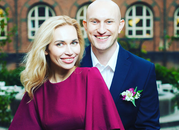 Natalia und Markus