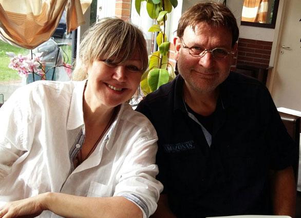 Viktoria und Norbert