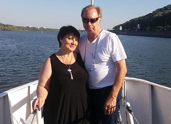Alena und Werner