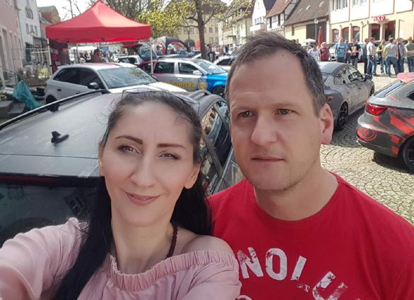 Svetlana und Karsten