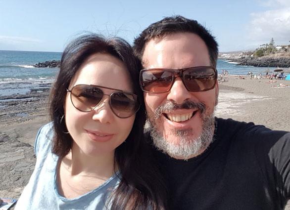 Oksana und Marc